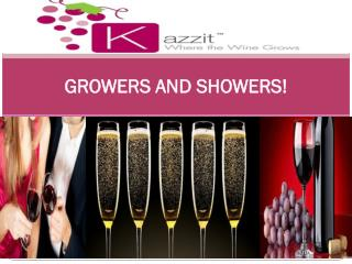 GROWERS AND SHOWERS!