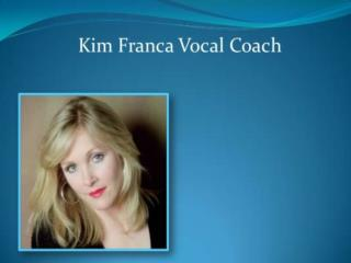 Nashville Voice Trainers