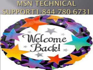 MSN Technical Help Phone Number