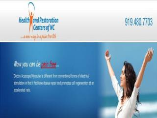 Natural Relief, Hip Pain, Back Pain Management and Sports Th