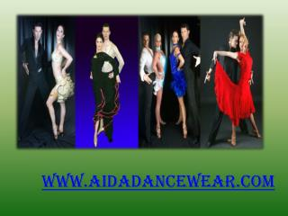 Ballroom Dancewear