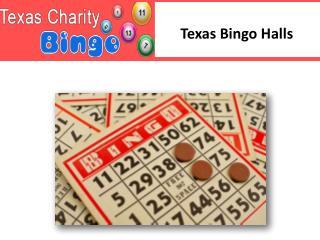 Texas Bingo Halls