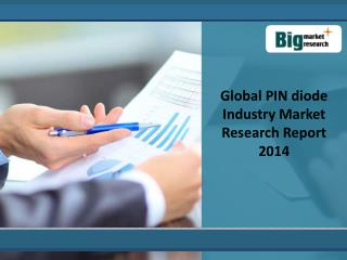 Global PIN diode Industry Market Research Report 2014