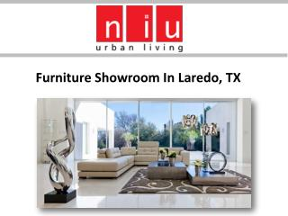 Furniture Showroom In Laredo, TX