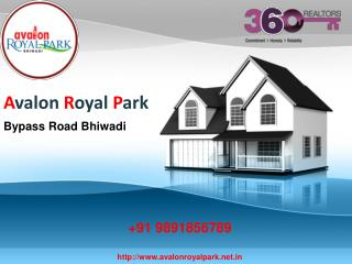 Avalon New Launch | Alwar Bypass Road CALL NOW!! 9891856789
