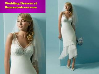 Wedding Dresses at Romancedress.com