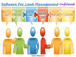 Software for Lead Management-Infilead