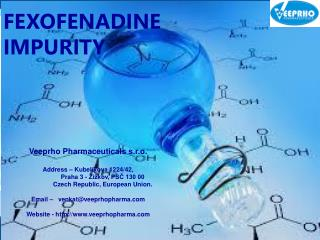 Fexofenadine Impurity