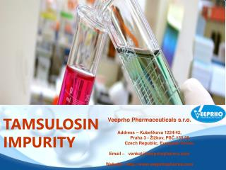 Tamsulosin Impurity