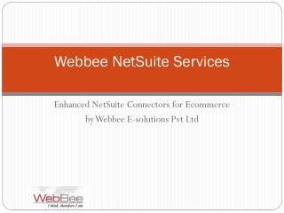 Webbee NetSuite Services