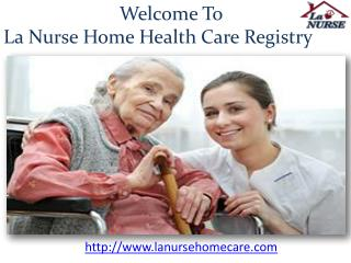 Home Health Care Fort Lauderdale