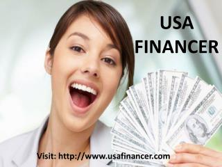 Personal Loan in USA