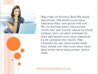 Enjoy Your Weekend with Same Day Loans is Almost Here