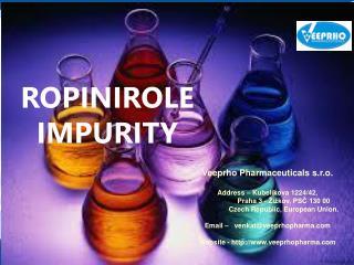 Ropinirole Impurity