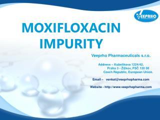 Moxifloxacin Impurity
