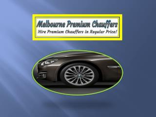 Melbourne Airport Transfer
