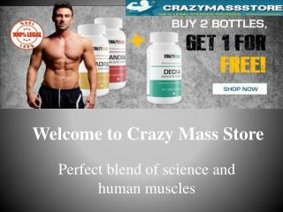 crazy mass Store