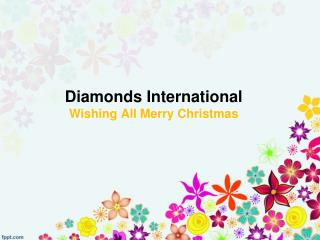Christmas Offer-40% off on all jewelleries of DIamond intern