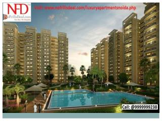 Luxury Apartments | Flats in Noida –State of Art Living @ Ca