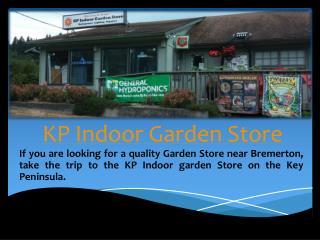 KP Indoor Garden Store
