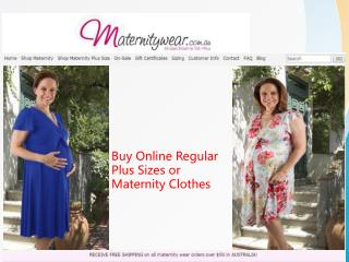 Buy Online Maternity Clothes - Maternity Wear