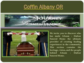 Crematorium Albany OR
