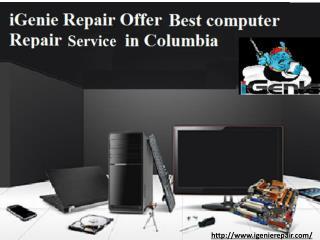 Computer Repair Service in Columbia