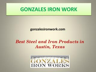 Professional Custom Welding Services in Austin, TX