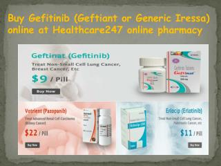 Buy Geftinat for lung cancer treatment