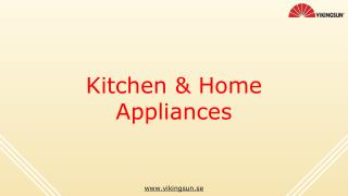 Barbecue Tools and Kitchen Appliances