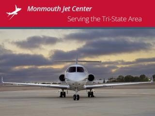 Monmouth Jet Center – Serving the Tri-State Area