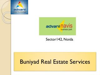 Advant Navis Noida – Green Building Office Spaces