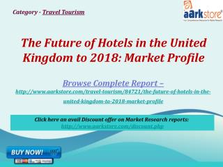 Aarkstore - The Future of Hotels in the United Kingdom