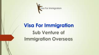 Apply Canadian Visa Immigration For Permanent Residency