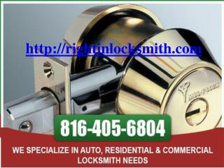 Locksmith Kansas City MO