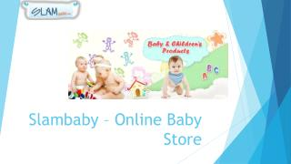 Online Baby Store | Buy Online Baby Products | Online Shoppi