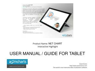 How to Use Net Chart Interactive Highlight for Tablets