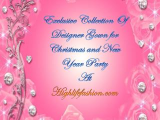 Evening Party Wear Dress online shopping