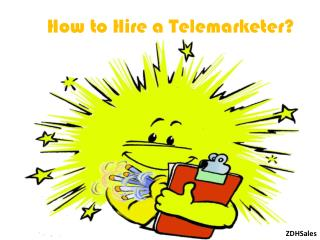 How to Hire a TeleMarketer