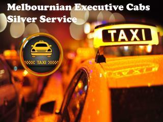 Melbournian Executive Cabs Silver Service