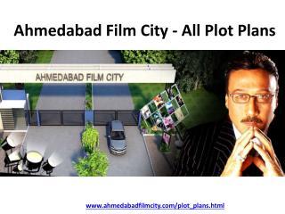 Ahmedabad Film City - All Plot Plans