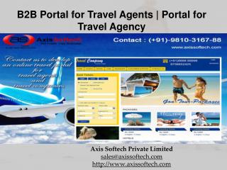 B2B-Portal-for-Travel-Agents-Portal-for-Travel-Agency-Portal