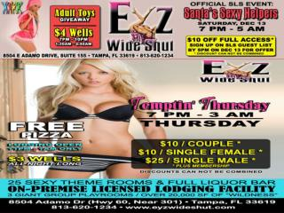Best Swingers Club in Tampa