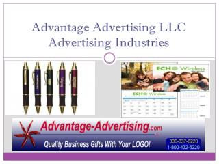 Advantage Advertising LLC Advertising Industries