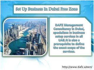 Business Services Dubai