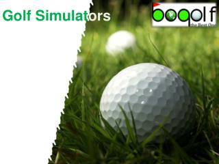 BOGolf Simulator