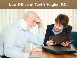 A Group of Personal Injury Lawyer