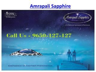 Amrapali Sapphire Noida Apartments @9650-127-127