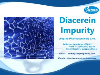 Diacerein Impurity