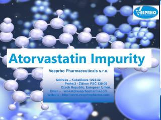 Atorvastatin Impurity